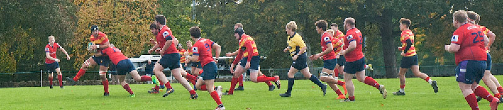 Another bonus point win for West 1st XV