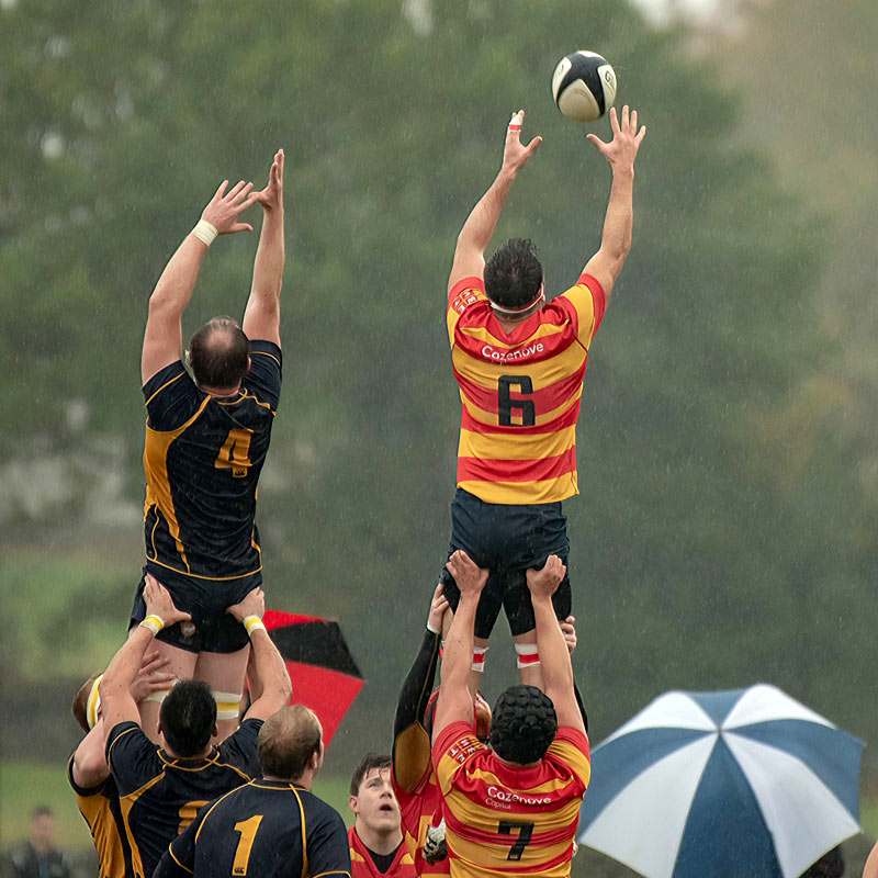 West 1st XV defeated at Gordonians