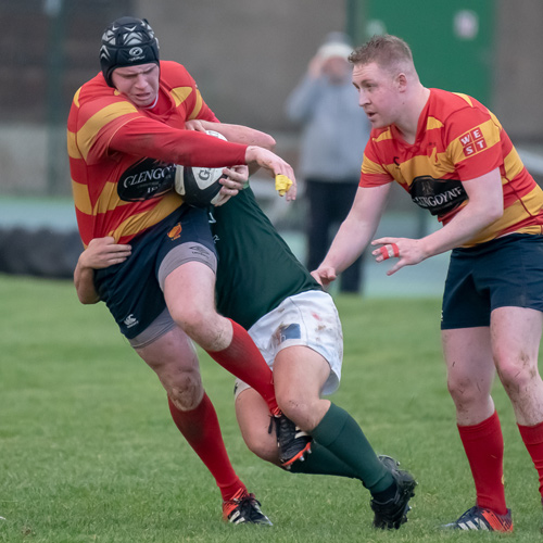 West 1st and 2nd XV suffer losses