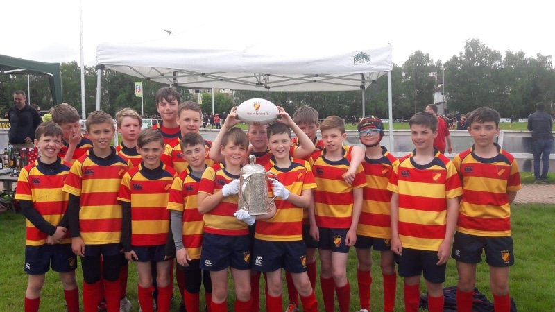 Junior Rugby 2019-20