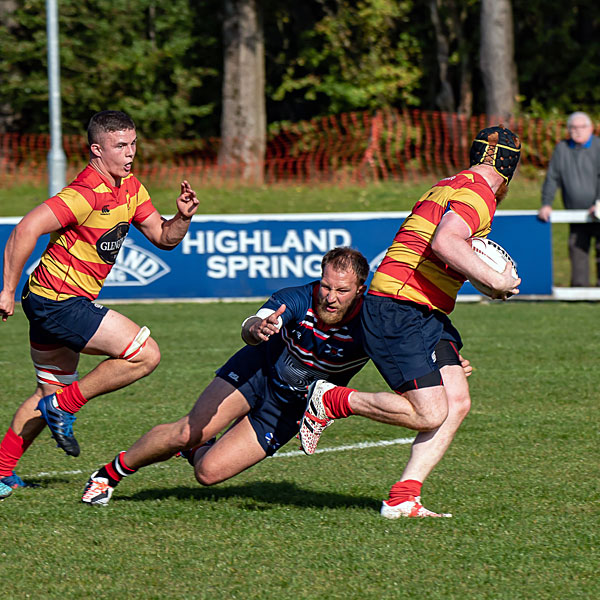 West lose to Murrayfield Wanderers