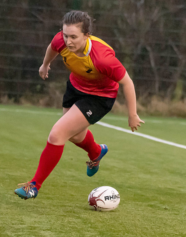 West Ladies take points in National Plate against Kelso